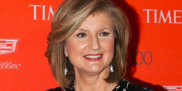 Arianna Huffington Knows When to Fold 'Em and Move On
