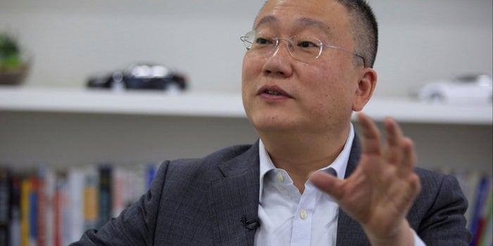 Chinese Companies Charging to Take on Tesla
