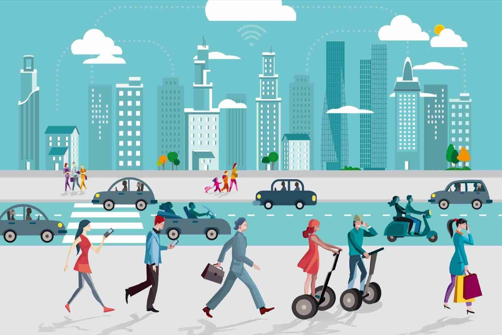 Five Tips For Startups Thriving In The Urban Sector