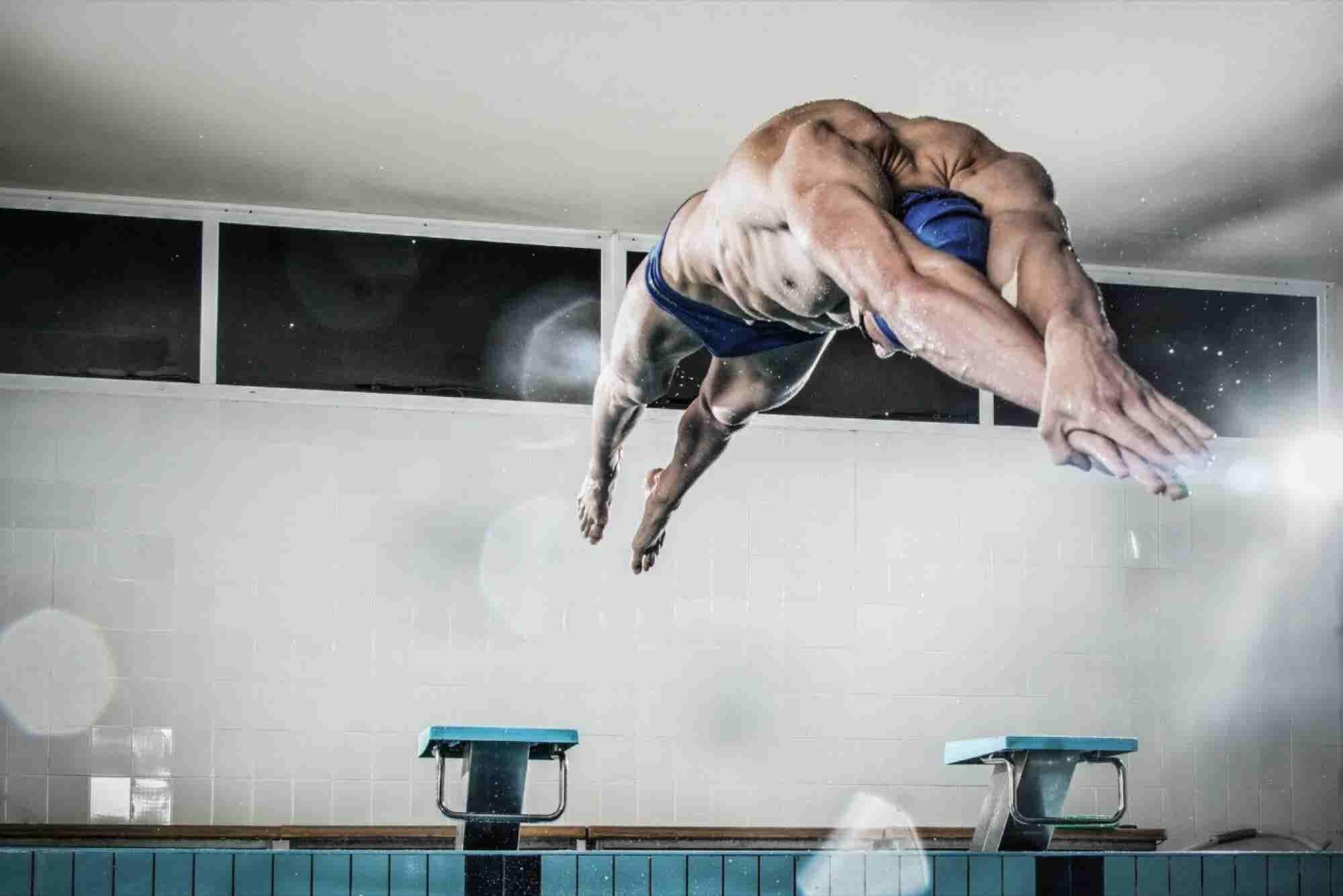 Michael Phelps, el nadador de oro