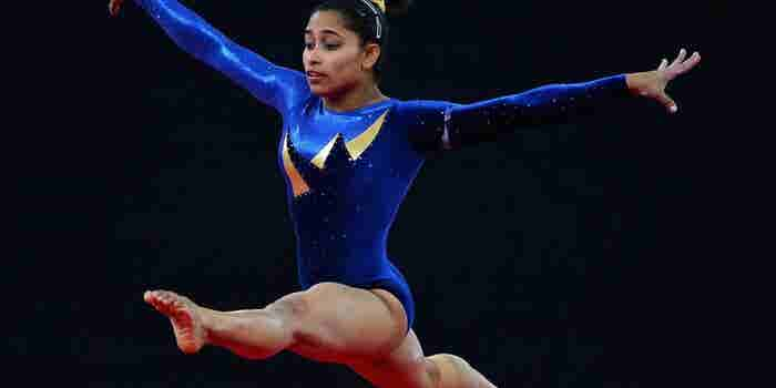 3 Things Entrepreneurs Can Learn From This 23 Year Old Artistic Gymnast