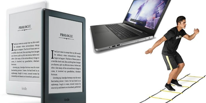 Get $20 Off Amazon Kindles, 30 Percent Off Dell Inspiron Laptop and More Deals