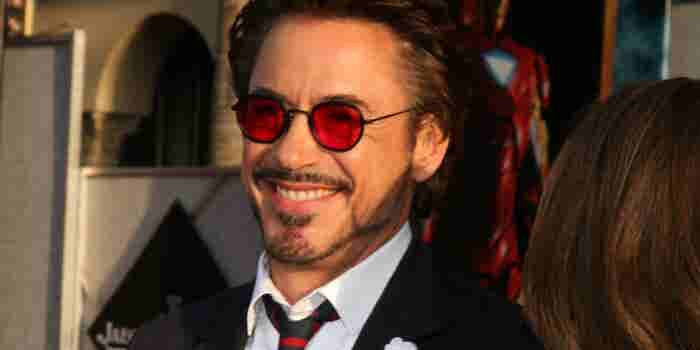 Salva tu marca al estilo Robert Downey, Jr.