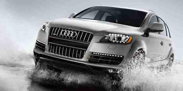 Audi to Add Traffic Light Countdown Clocks to Cars