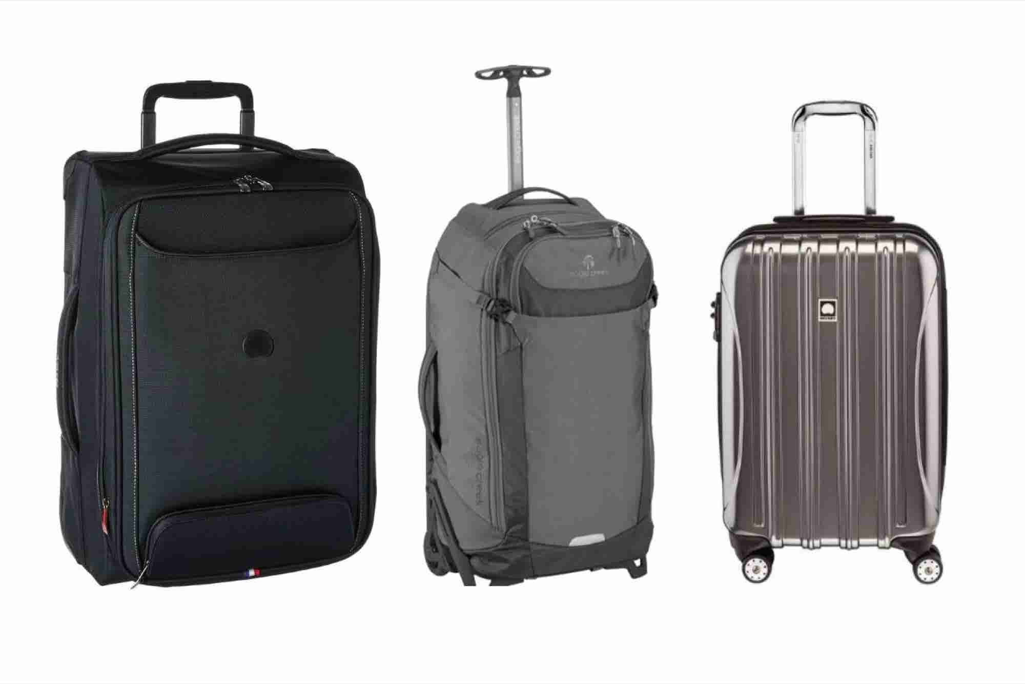 Attention Travelers: Up to 60 Percent off Carry-On Luggage, Backpacks...