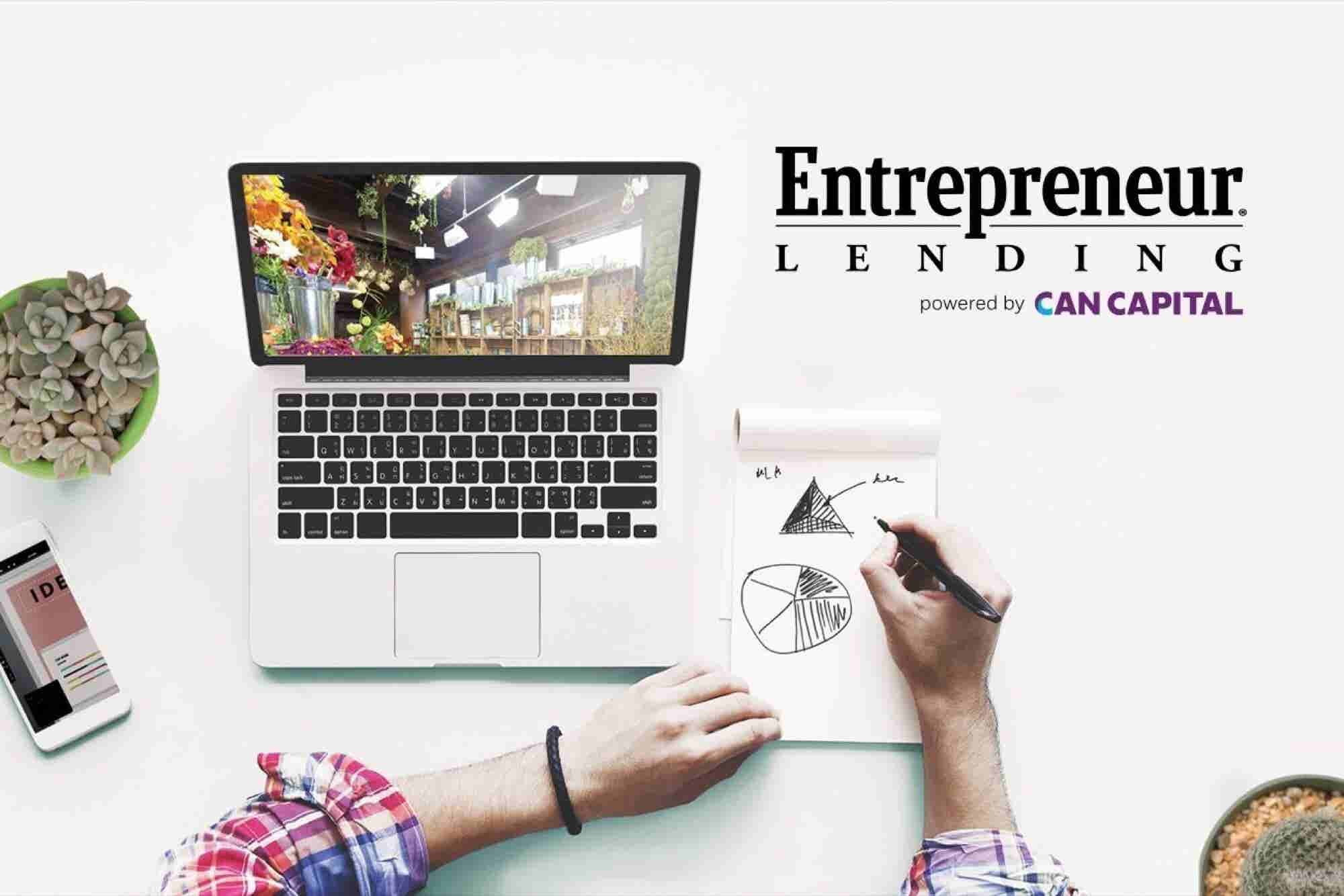 Announcing Entrepreneur Lending Powered by CAN Capital