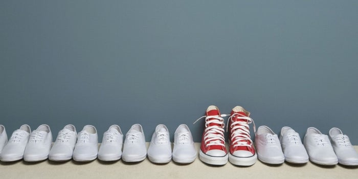 Use Being Different to Your Competitive Advantage