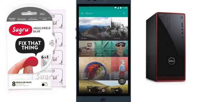 Get an Unlocked Smartphone for $199, 45 Percent Off a Dell Inspiron Desktop and More Deals