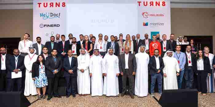 Dubai's TURN8 Launches US$60 Million Venture Fund