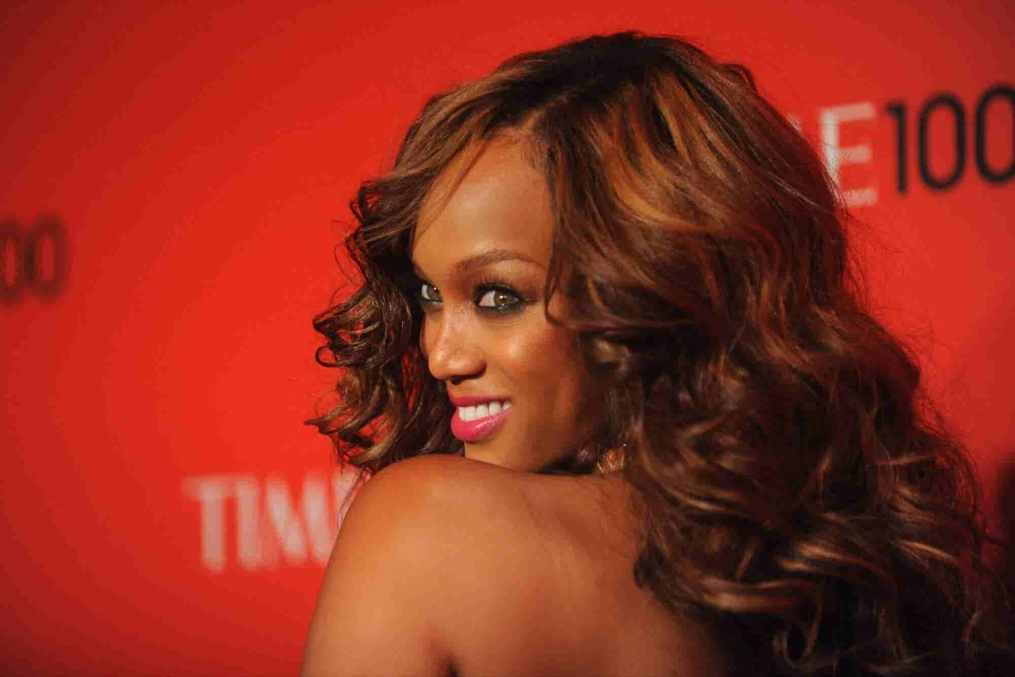 Tyra Banks Is Going to Teach a Class at Stanford Business School