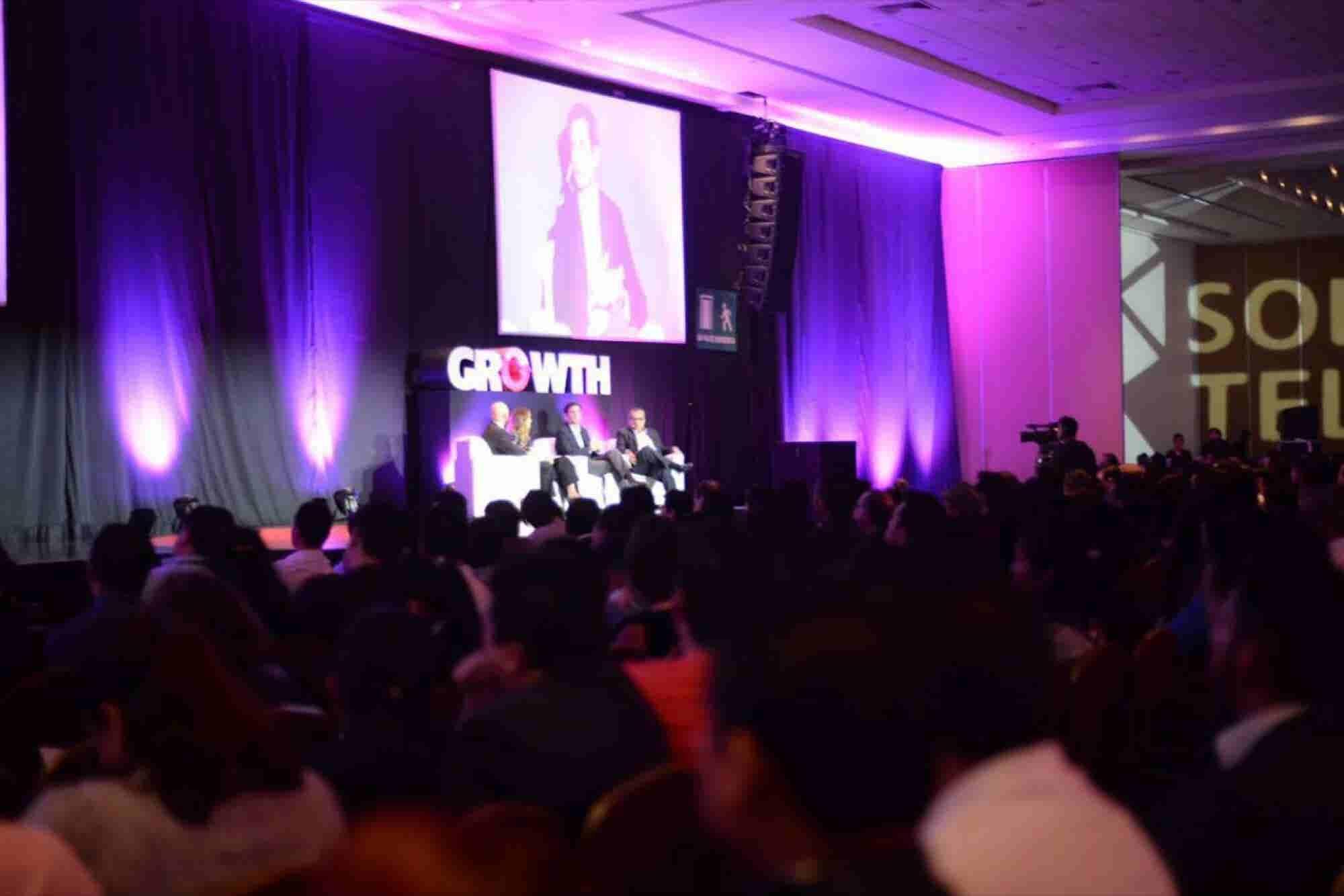 Video: Las lecciones que dejó Entrepreneur Growth 2016