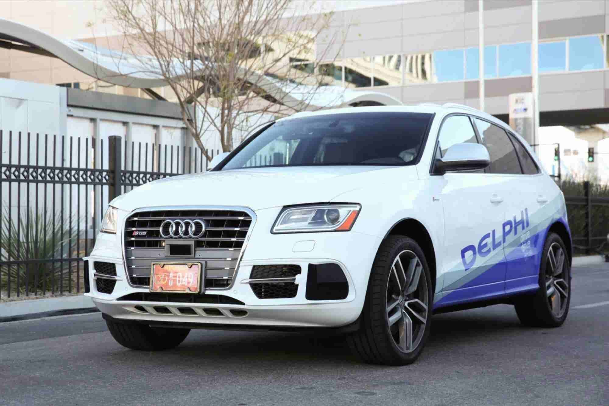 These Companies Are Building an Autonomous Car Platform