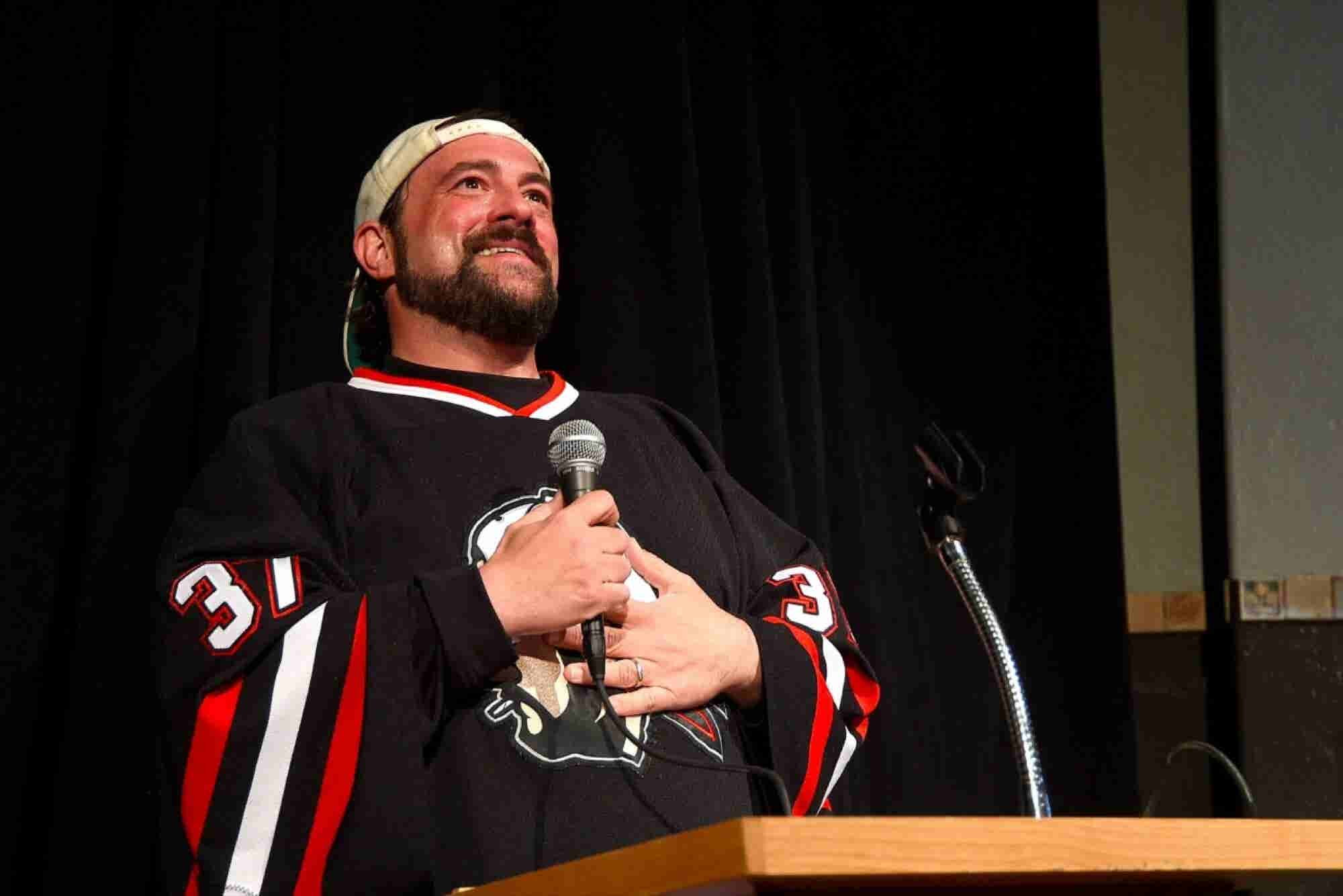 3 Business Lessons From Filmmaker and Comedian Kevin Smith