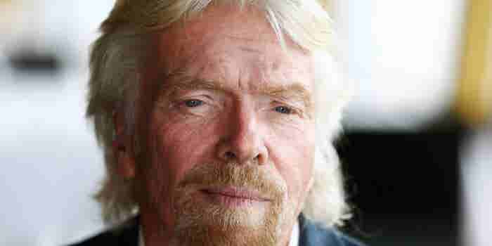Richard Branson Blogs About His Near-Death Bike Accident