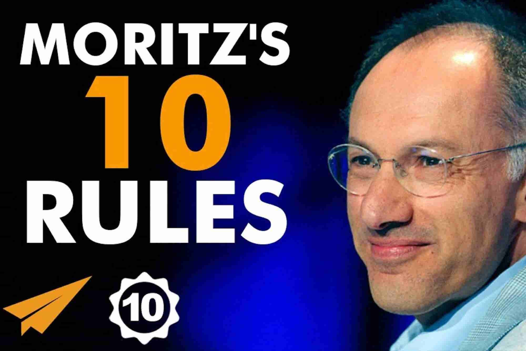 Reporter-Turned-Billionaire VC Michael Moritz Shares His Top 10 Rules For Success