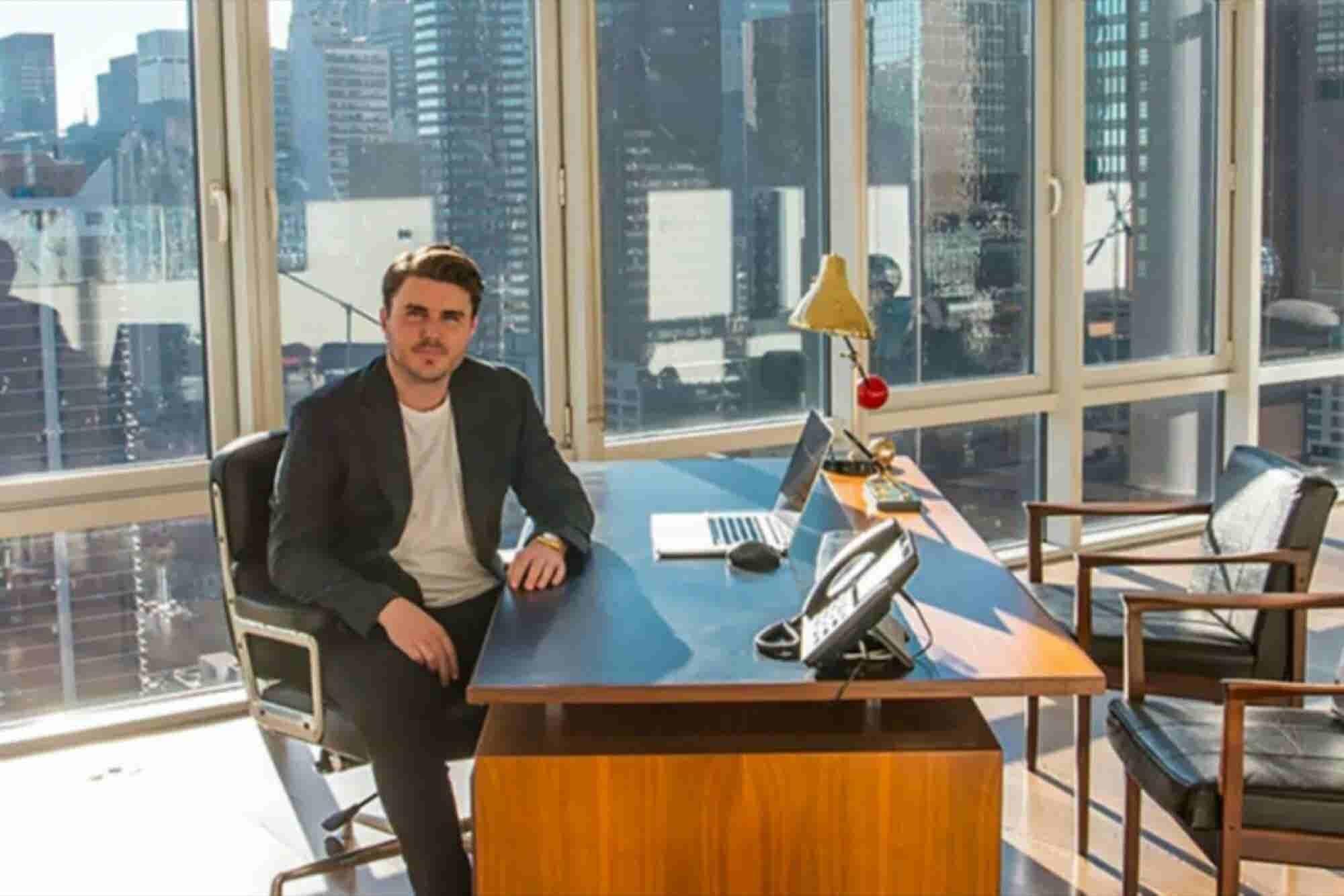 4 tips de un joven de 26 años que construyó un negocio multimillonario