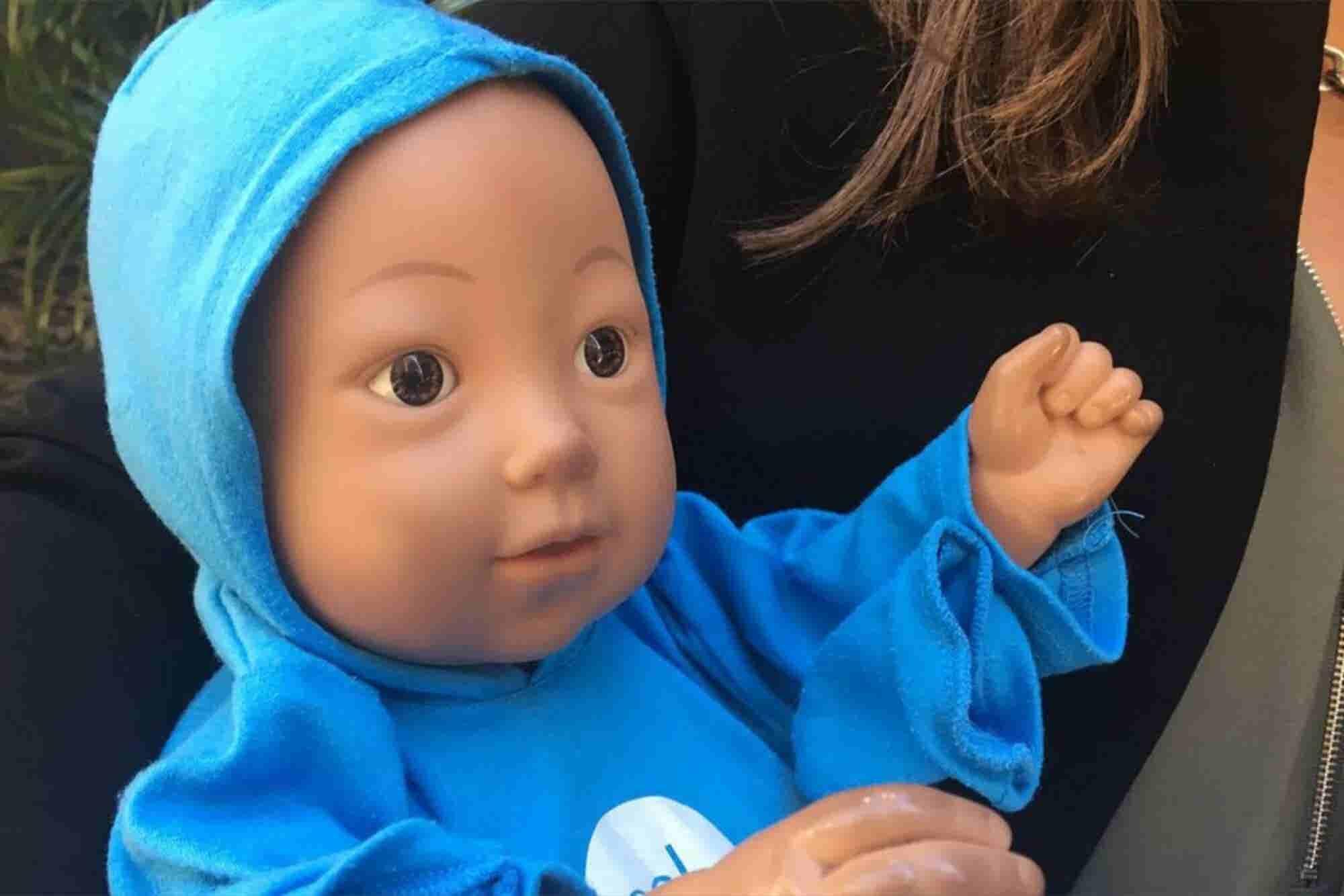 Robot Babies Do Not Curb Teen Pregnancy