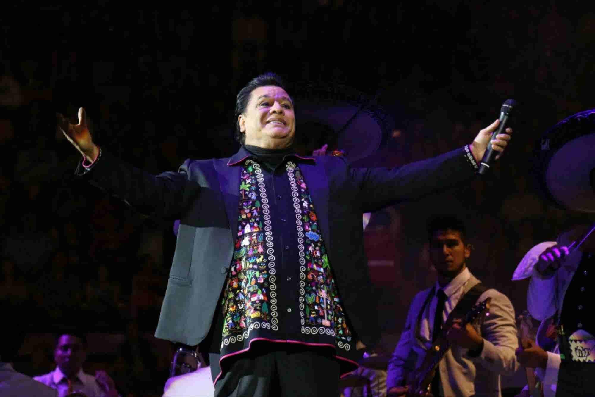 Juan Gabriel, el divo de las mil canciones