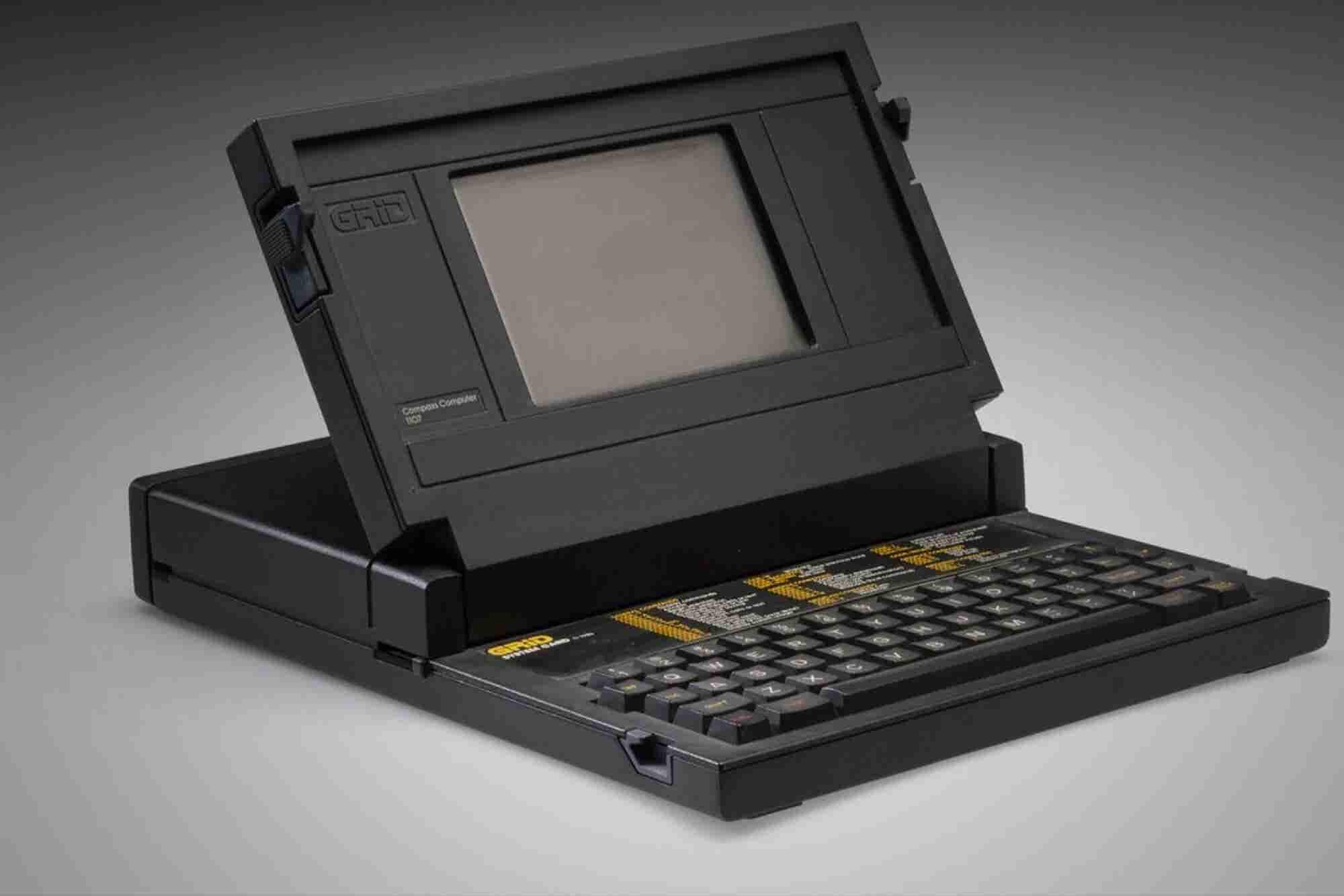 Laptop Visionary John Ellenby Dies