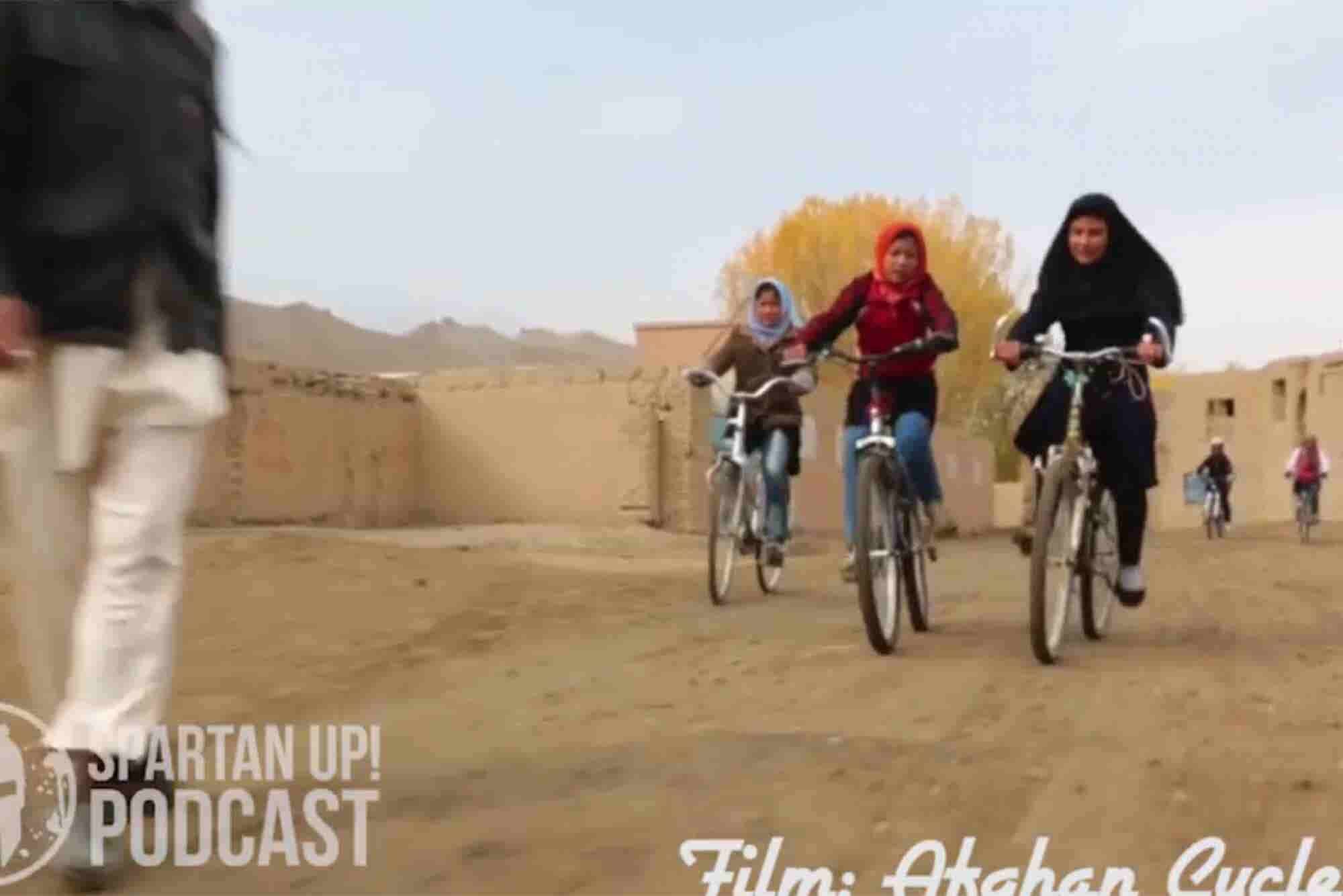 This Courageous Explorer Brings Power to Afghan Women