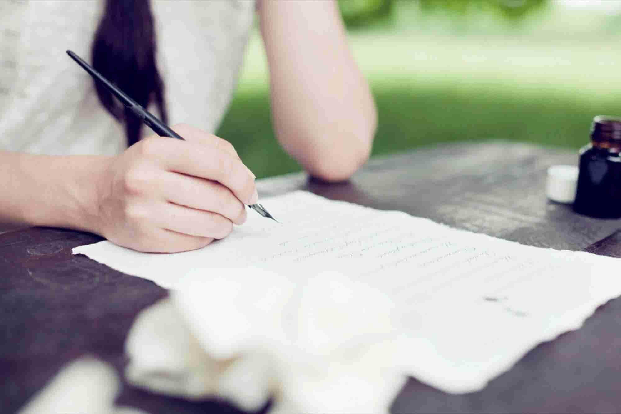 The Business Benefits of the Handwritten Letter