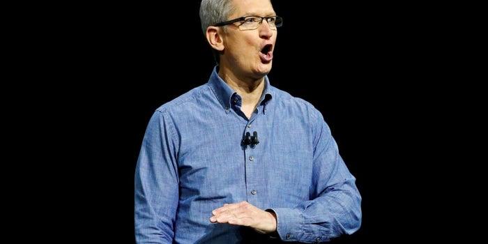 EU Ruling on Apple's Irish Tax is 'Total Political Crap'