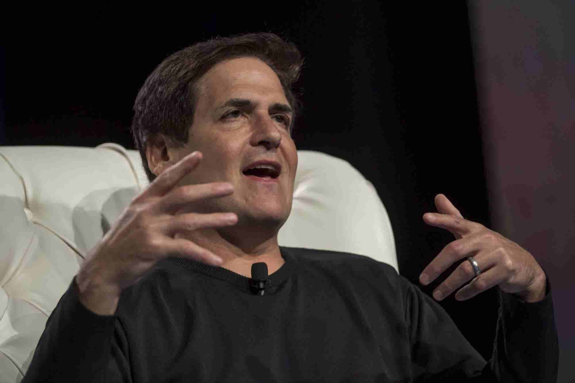 Mark Cuban on Giving Back, Boredom and Sniffing Out Bullshit