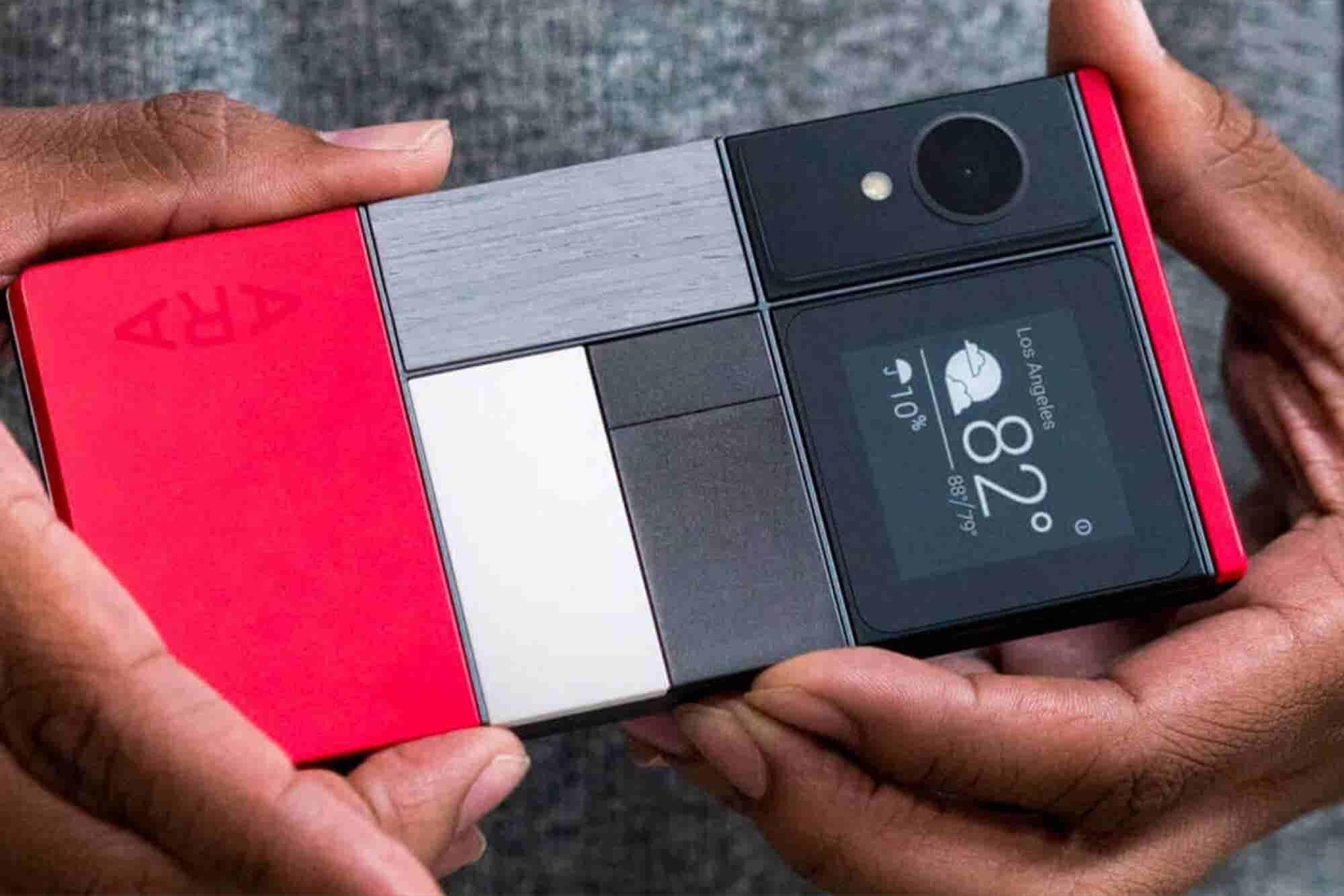 Google Suspends Modular Smartphone Project