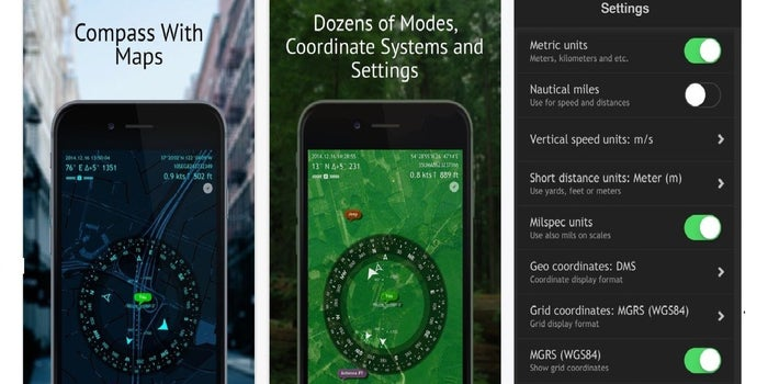 The only Offline GPS Compass App you'll need for Trekking