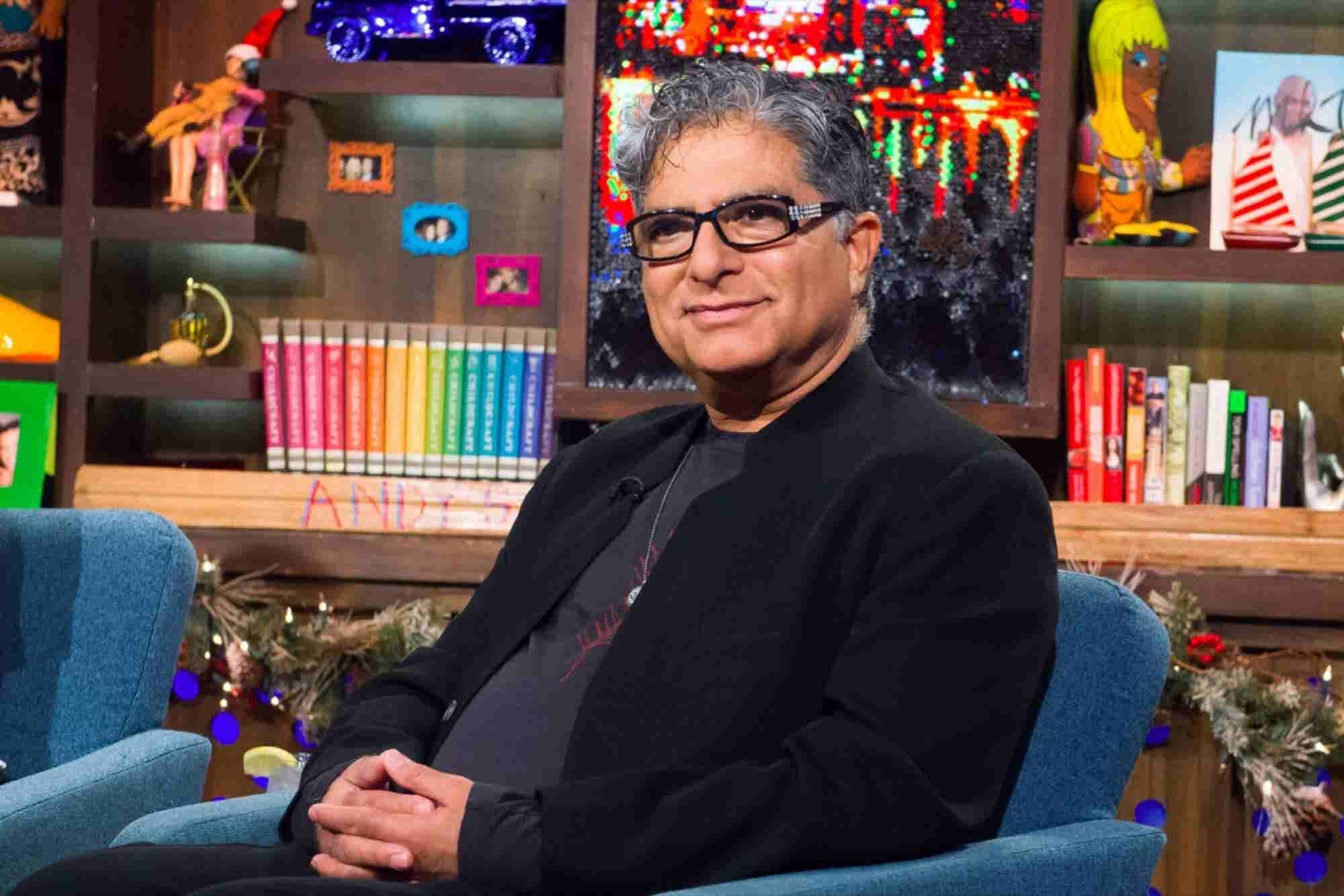Deepak Chopra's 7 Tips for Business Success