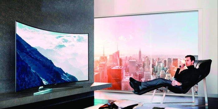 Watch Out: Samsung Introduces SUHD TVs