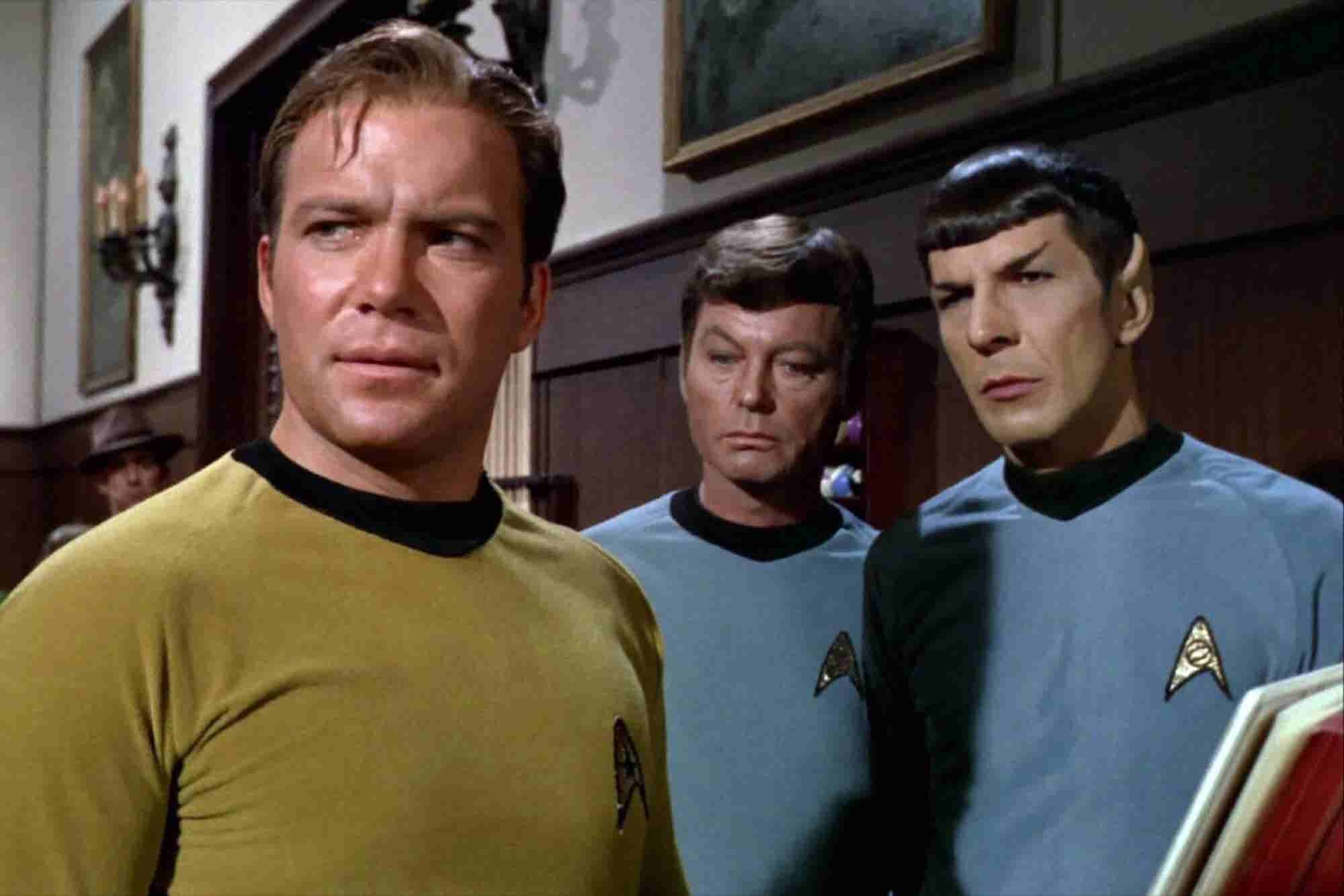 50 Years of Leadership Lessons From Star Trek