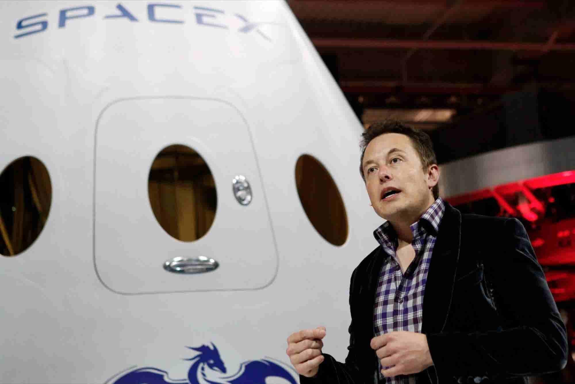 Elon Musk Calls SpaceX Blast a 'Most Difficult, Complex Failure'