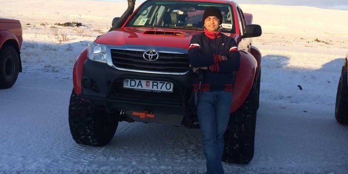 A Road Trip From India To Iceland