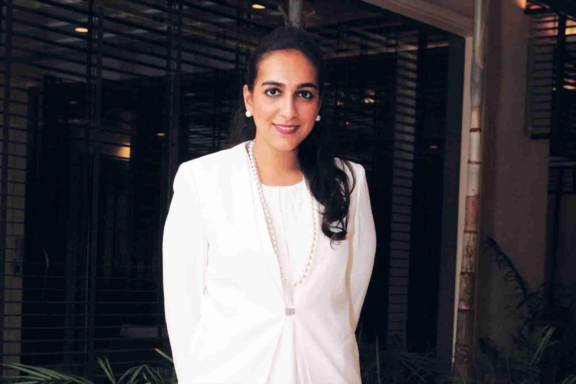 I'm More Than My Surname: Tara Singh Vachani