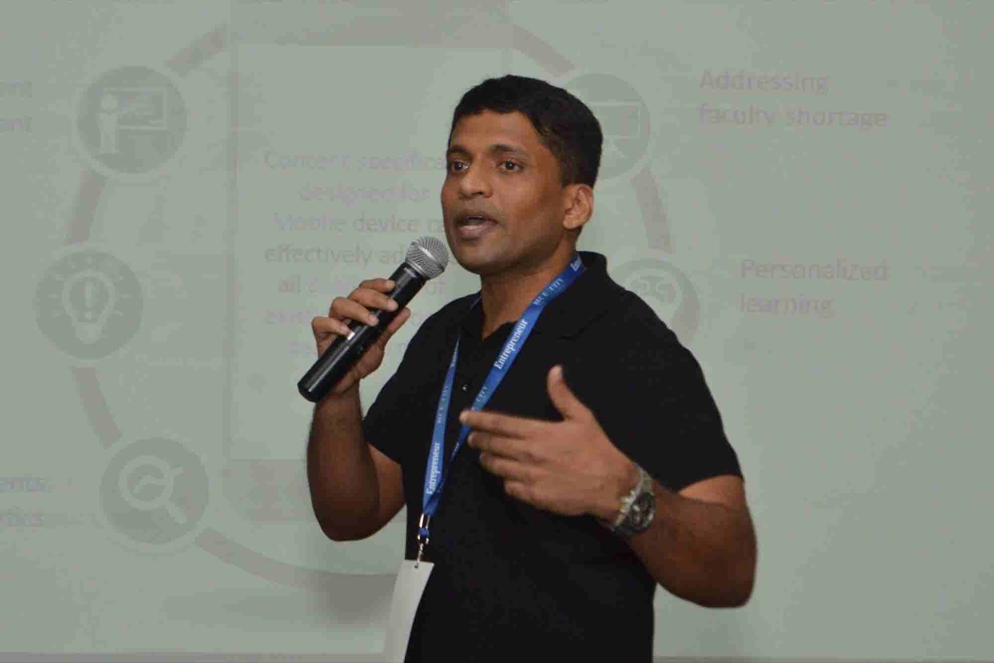 Byju Scoops Out $50 Million From Mark Zuckerberg's Foundation, Sequoia Capital And Others