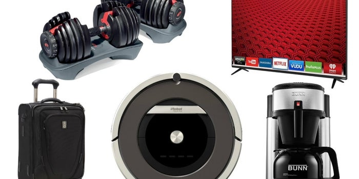 Big Savings on a Big TV, Plus Deals on a Fast Coffee Brewer, iRobot Roomba and More