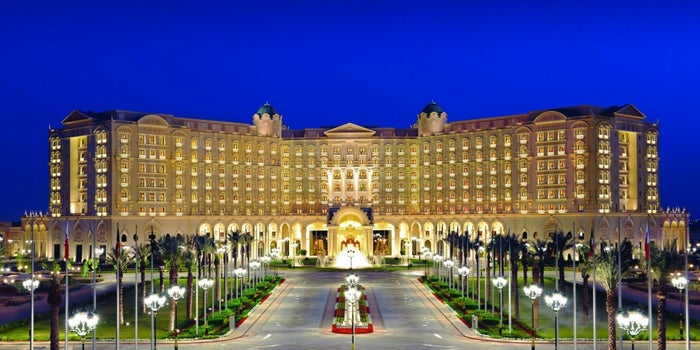 The Ritz-Carlton, Riyadh Wants Business Travelers To Have A Productive Stay