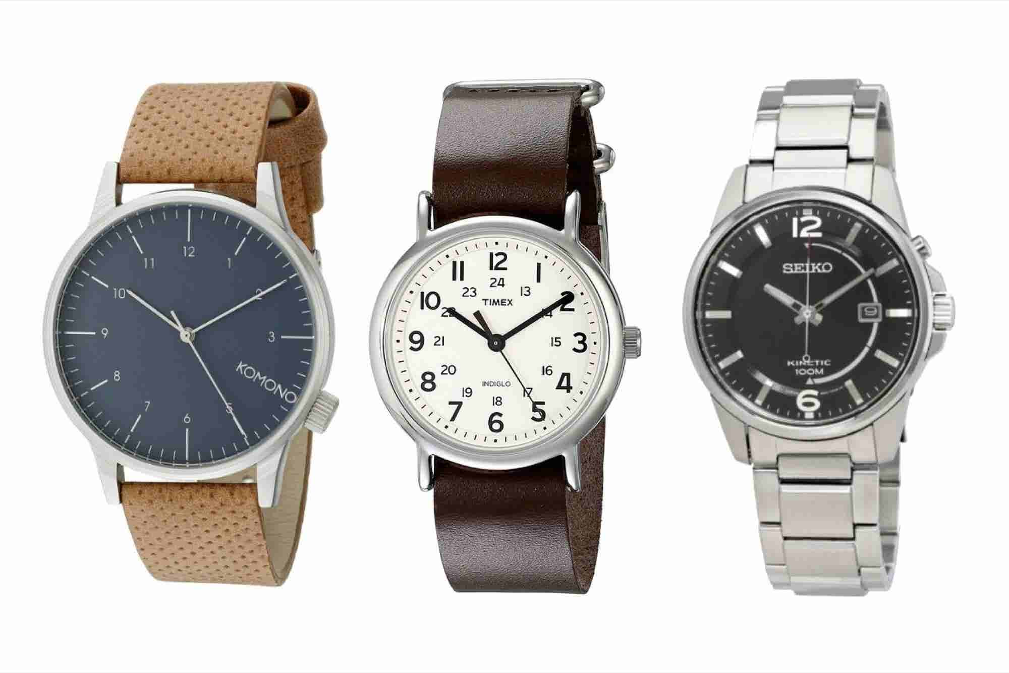 Watch Deal Alert: How to Update Your Timepiece Game, No Matter Your Bu...