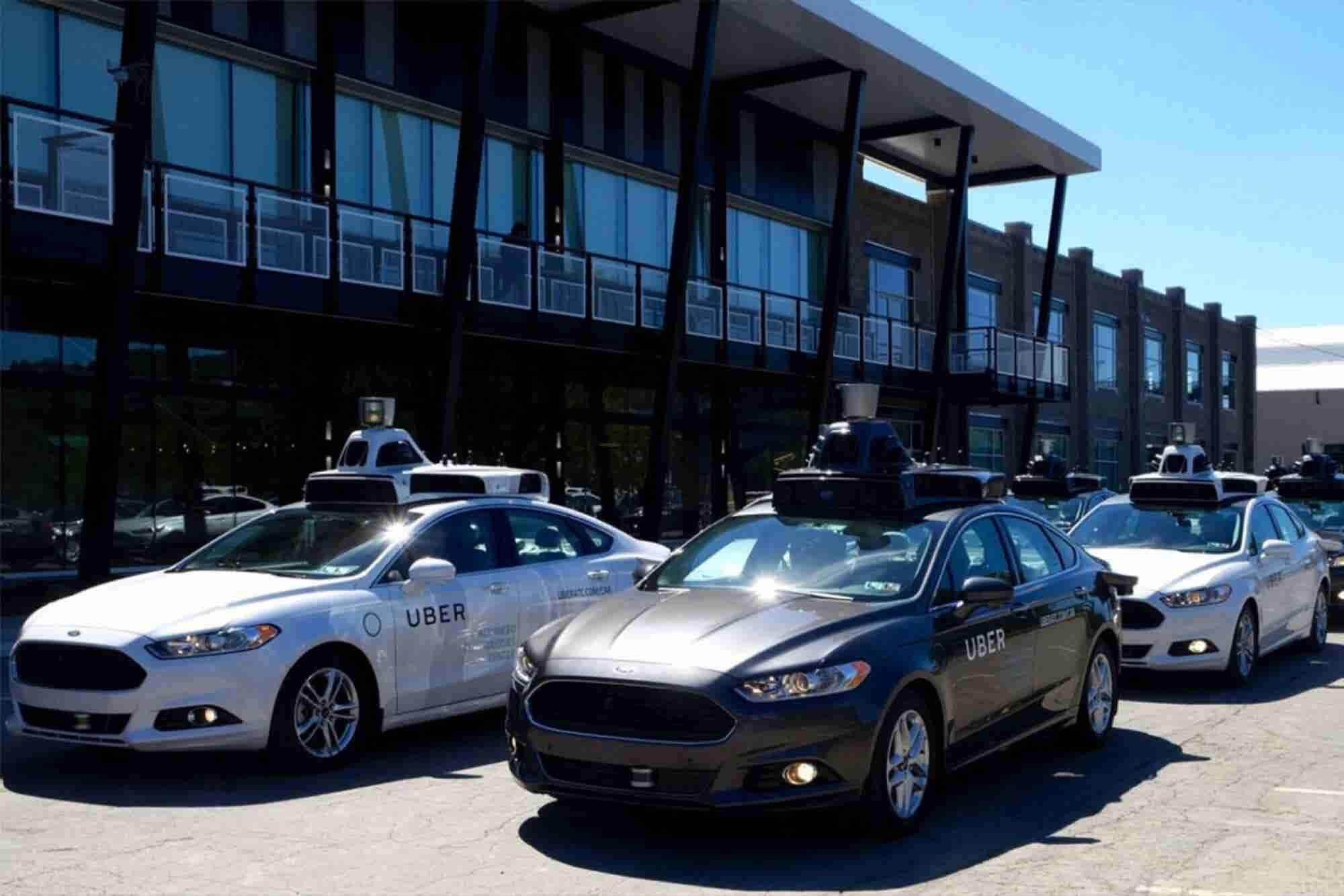 I Drove Around Pittsburgh in a Self-Driving Uber