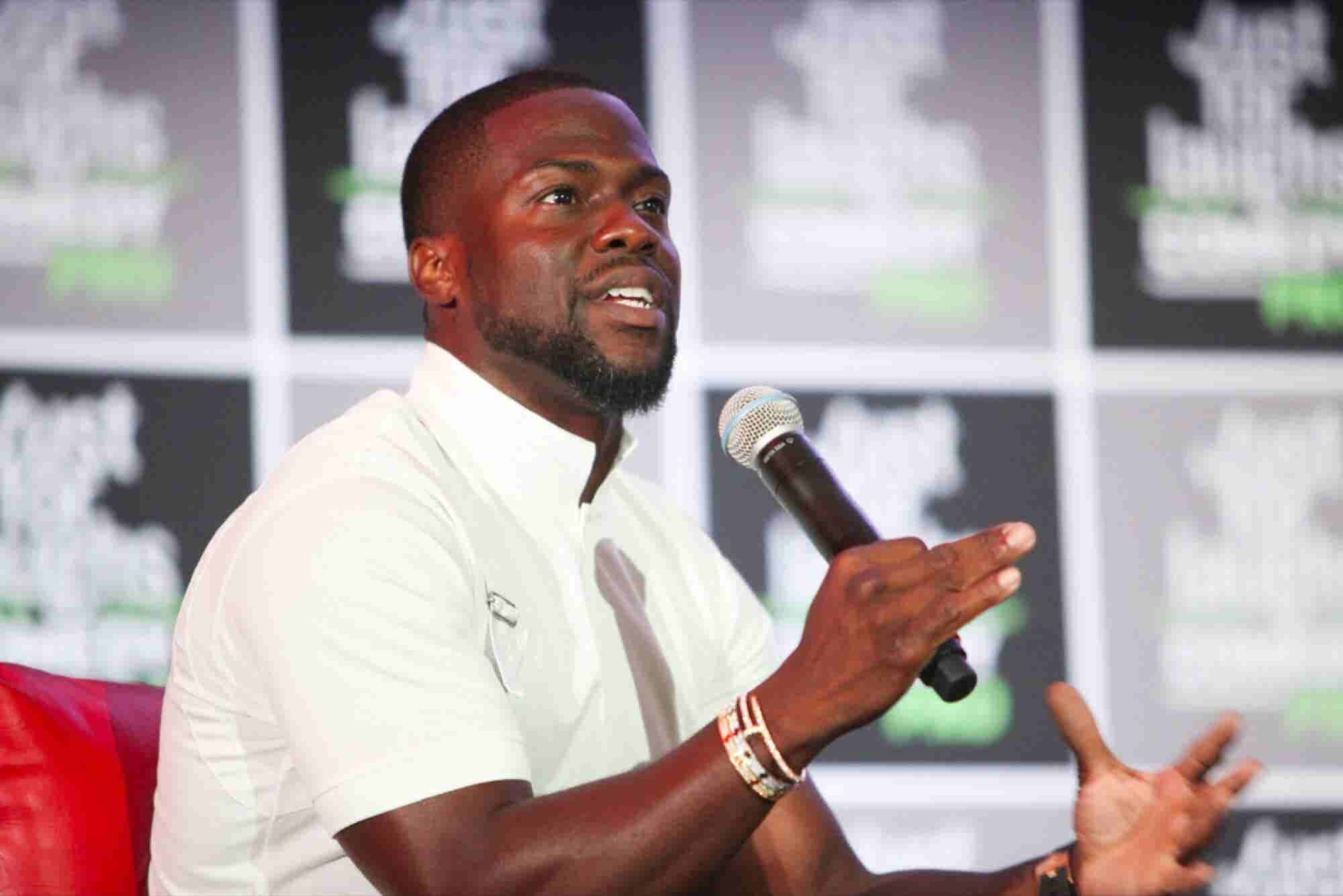 3 Pieces of Life Advice From Kevin Hart