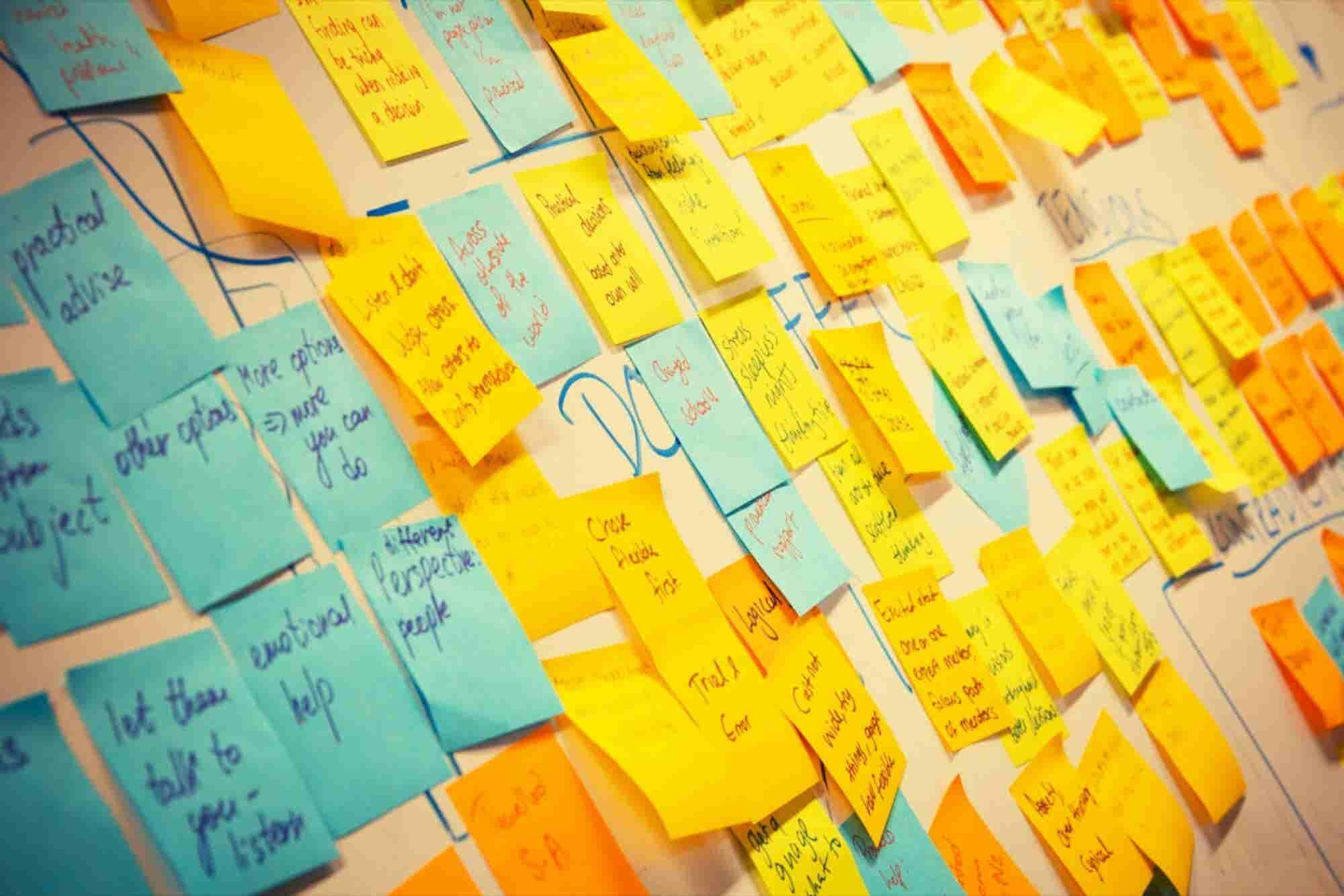 4 Ways to Break Out of a Creative Rut