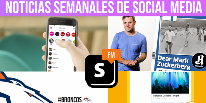 Social.FM: ¿cuál es el papel de las redes sociales en tu mundo?