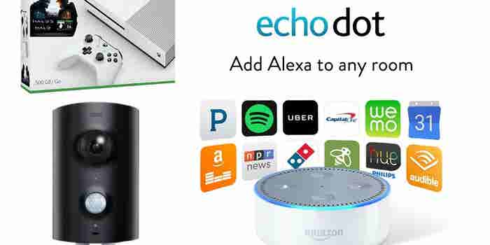 Save Big on Xbox One S, Amazon Echo and More Deals