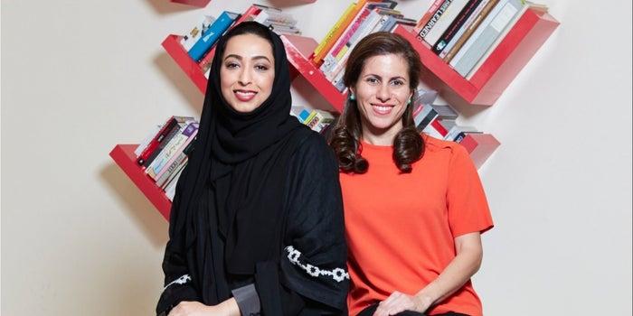 Design Denizens: Abjad Design's Duo Learn As They Earn