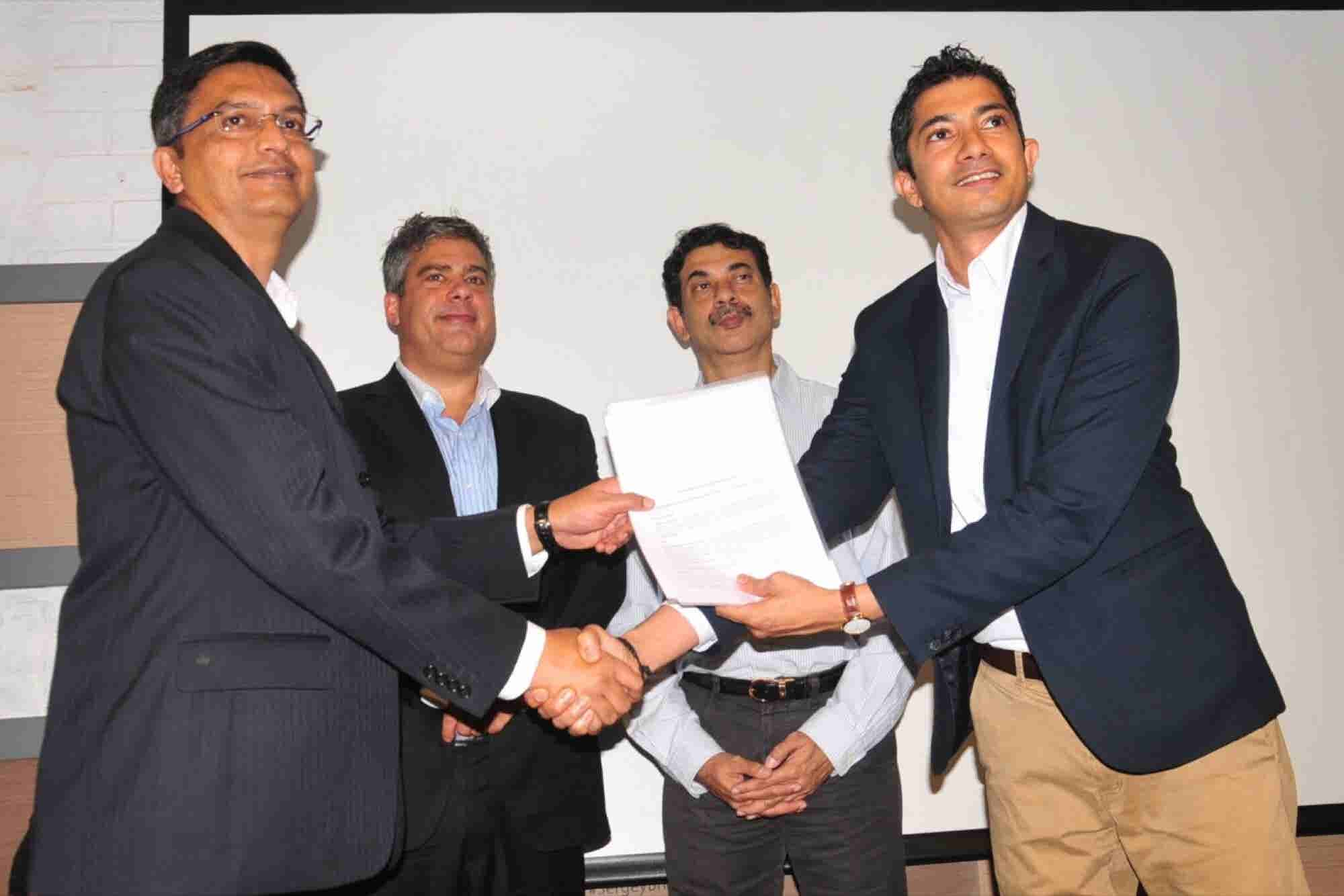 Telangana Govt Teams Up With Uber to Foster Startup Growth
