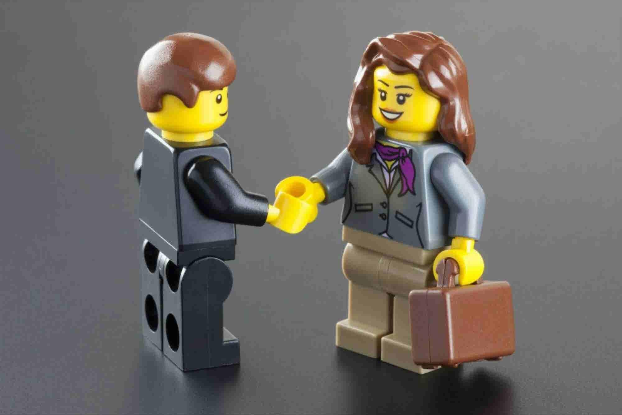 El plan de Lego para hacer a las empresas más productivas