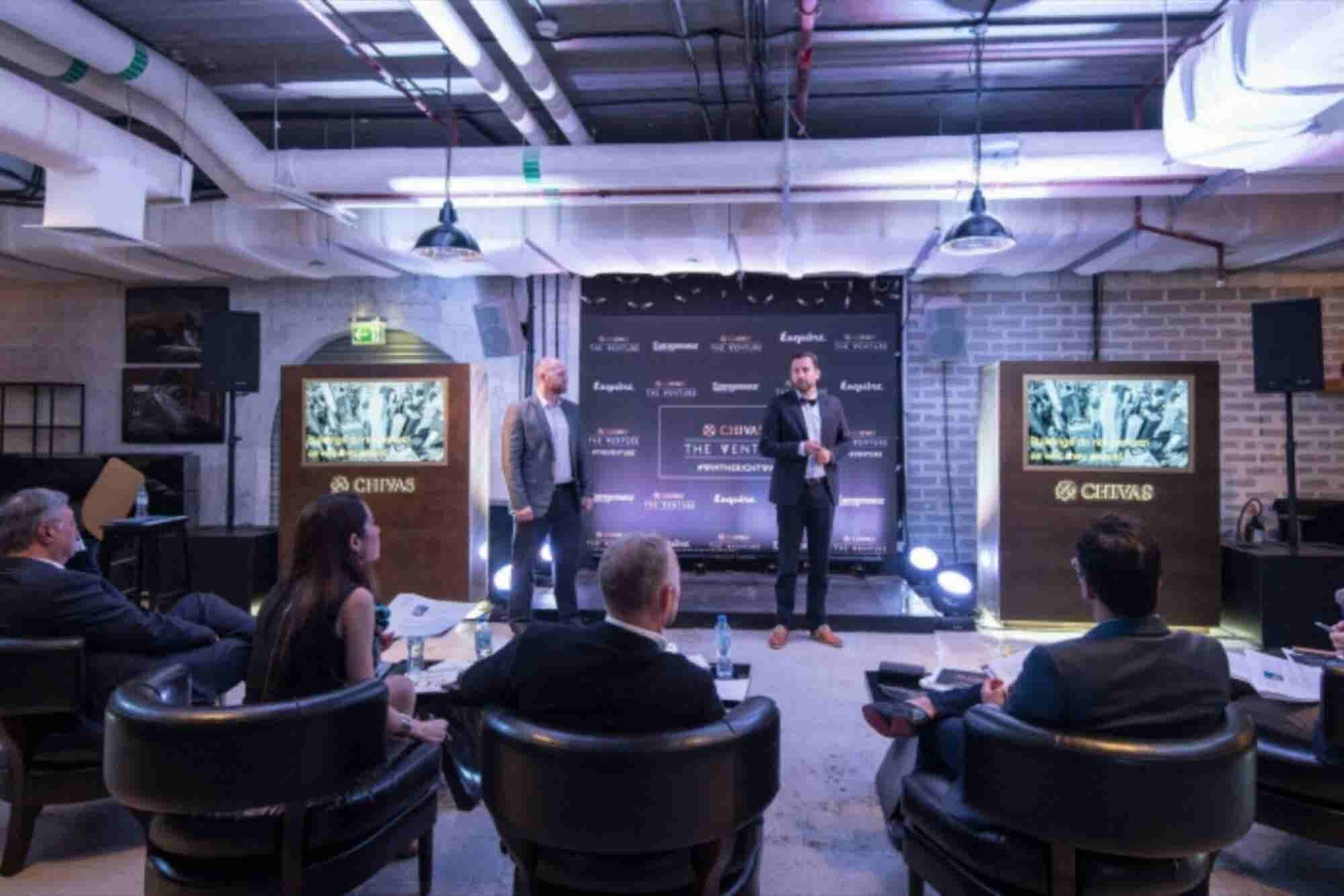 Global Startup Competition The Venture 2017 Launches US$1 Million Fund
