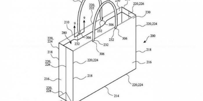 Apple Submits Patent For Apple Paper Bag