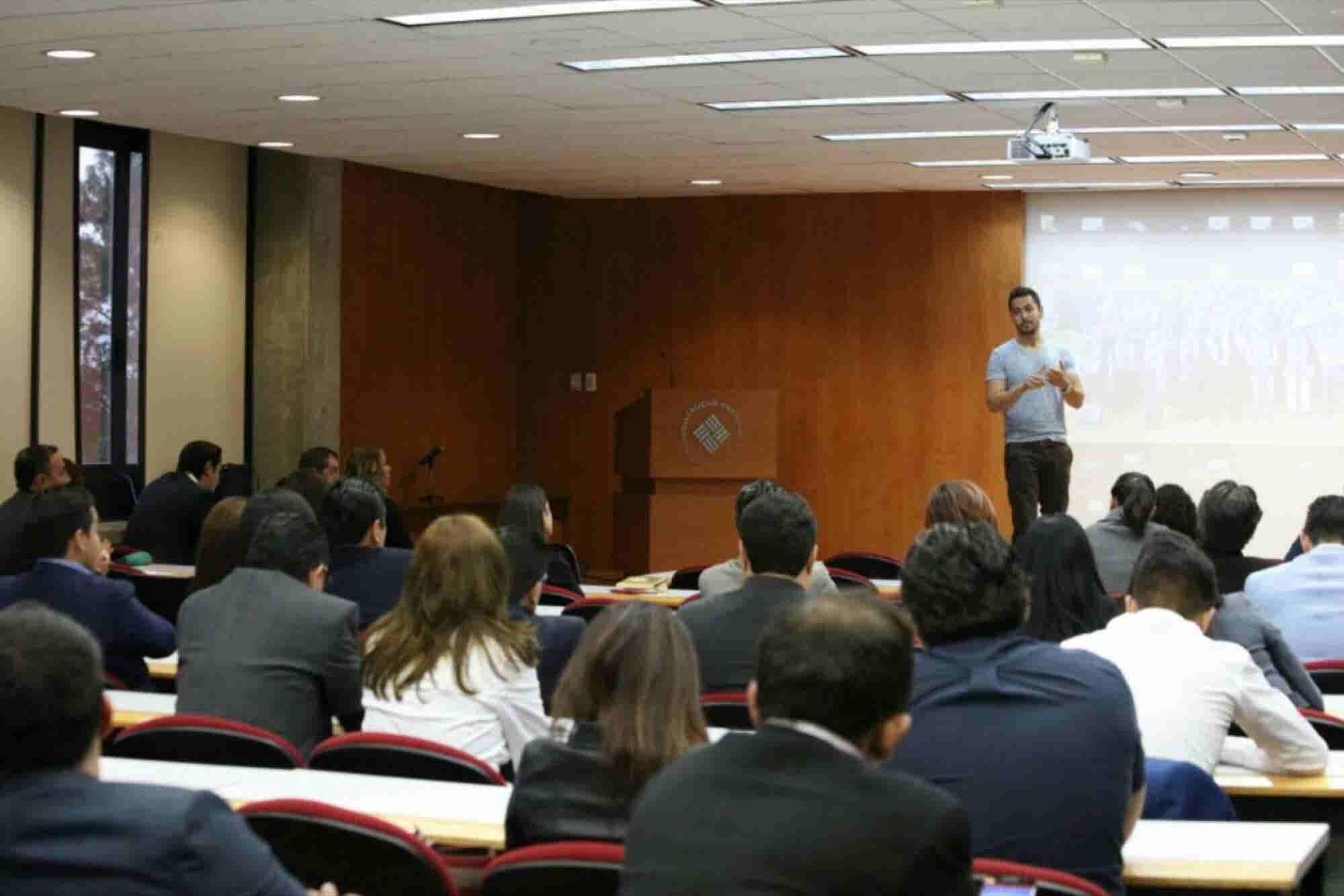 Entrepreneur Institute: semillero de emprendedores